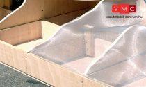 Heki 3107 Fém drótháló terepépítéshez, 100 cm x 80 cm