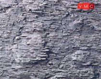 Heki 3138 Mészkőpala, domború sziklalap 80 cm x 35 cm (1 db)
