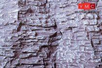 Heki 3139 Réteges szikla, domború sziklalap 40 cm x 18 cm, (2 db)