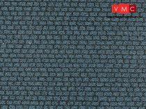Heki 6587 Útburkolat: kockaköves tér H0, 48 cm x 24 cm