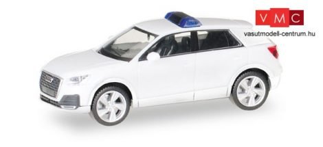 Herpa 013161 Minikit - Audi Q2 rendvédelmi, fehér / felirat nélkül (H0)
