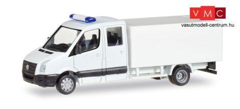 Herpa 013185 Minikit - Volkswagen Crafter platós, ponyvával (H0)