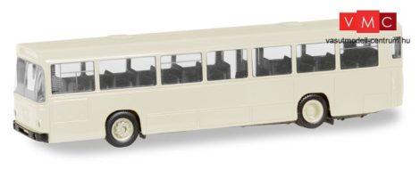 Herpa 013246 Minikit - MAN Büssing SÜ210 autóbusz, csontszín (H0)