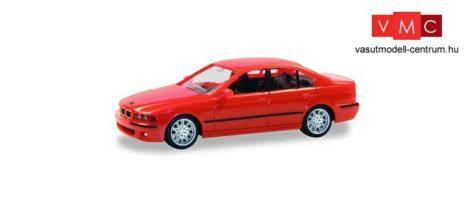 Herpa 022644-002 BMW M5 (E39), piros (H0)