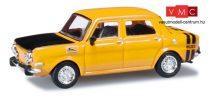 Herpa 024358-002 Simca Rallye II., sárga (H0)
