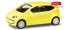 Herpa 024969-003 Volkswagen Up! 3-ajtós, sunflower (H0)
