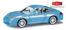Herpa 033039-002 Porsche 911 Targa, metál színben - jégkék (H0)