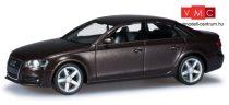 Herpa 033893-003 Audi A4 Limousine - teakbarna metál színben (H0)