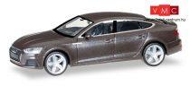 Herpa 038706 Audi A5 Sportback, barna (H0) - metál színben