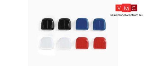 Herpa 052214 Álló klímaberendezés, különböző színekben (8 db) (H0)