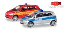 Herpa 066549 Mercedes B-Klasse 2 db, Polizei/FW (N)