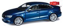 Herpa 070744 Audi A3 Limousine - Scubablue (1:43)