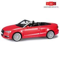 Herpa 070805 Audi A3 Cabrio - vörös (1:43)