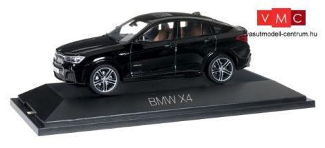 Herpa 070904 BMW X4 (F26), schwarz uni (1:43)
