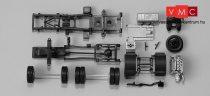 Herpa 081474 TS Scania R nyergesvontató alváz, 2-tengelyes, 2 db