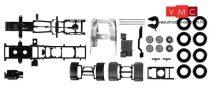 Herpa 082433 TS Scania R nyergesvontató alváz, 3-tengelyes (1 hajtott), 2 db