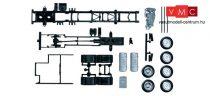 Herpa 083669 TS Mercedes-Benz Actros 2011 teherautó alváz, 3-tengelyes (7,45m), 2 db