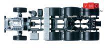 Herpa 083751 TS Mercedes-Benz Actros nyergesvontató alváz, 4-tengelyes
