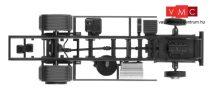Herpa 084499 TS Mercedes-Benz Atego teherautó alváz 7,5t, rakodóhátfalas - 2 db (H0)