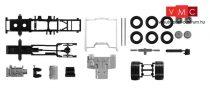 Herpa 084550 TS Alváz: DAF XF E6 nyergesvontató alvázvédelemmel, 2 db (H0)