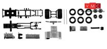 Herpa 084567 TS Alváz: DAF XF E6 nyergesvontató, 2 db (H0)