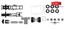 Herpa 084635 TS Scania CS 20 kamionfülke, alvázvédelemmel - 2 db (H0)
