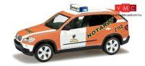 Herpa 090568 BMW X5, Notarzt Feuerwehr Kempen (H0)