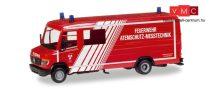 Herpa 093545 Mercedes-Benz Vario GW-A/S dobozos tűzoltó, Feuerwehr Landshut (H0)