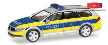 Herpa 093569 Volkswagen Passat Variant rendőrség - Polizei Berlin (H0)