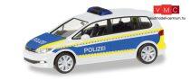 Herpa 093576 Volkswagen Touran rendőrség - Polizei Brandenburg (H0)