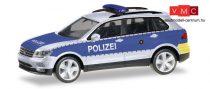 Herpa 093613 Volkswagen Tiguan, Polizei Wiesbaden (H0)