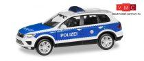 Herpa 093637 Volkswagen Touareg, Bundespolizei (H0)