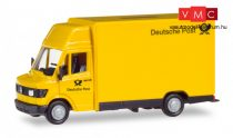 Herpa 094207 Mercedes-Benz 207D Kögel, Deutsche Post - Herpa Basic (H0)