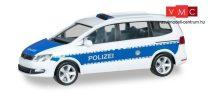 Herpa 094283 Volkswagen Sharan, Bundespolizei (H0)