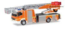 Herpa 094337 Mercedes-Benz Atego 2010 DLK Rosenbauer létrás tűzoltó - Feuerwehr Ingolstadt