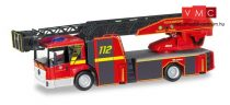 Herpa 094481 Mercedes-Benz Econic létrás tűzoltó - Feuerwehr Bocholt / Rhede (H0)