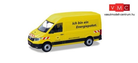 Herpa 094573 MAN e-TGE dobozos, BVG (H0)