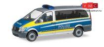 Herpa 094726 Mercedes-Benz Vito, Polizei Saarland (H0)