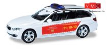 Herpa 094894 BMW 3-as Touring tűzoltó - FW Goslar (H0)