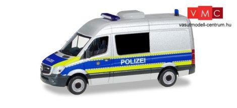 Herpa 094993 Mercedes-Benz Sprinter 2013, Polizei Berlin / Gefahrgutüberwachung (H0)