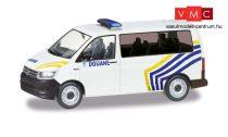 Herpa 095396 Volkswagen T6 busz, Zoll Belgien/Douane (H0)