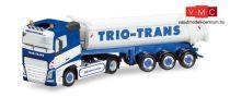 Herpa 308533 Volvo FH nyergesvontató, billencs félpótkocsival - Trio-Trans (H0)