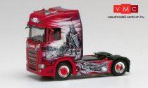 Herpa 312295 Scania CS20 HD nyergesvontató - Sefl Transporte (Nordrhein-Westfalen/Mönchengla
