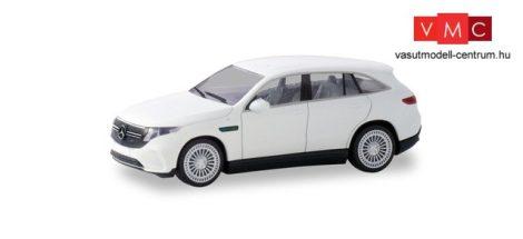 Herpa 420426 Mercedes-Benz EQC AMG Elektro-SUV, polarfehér (H0)