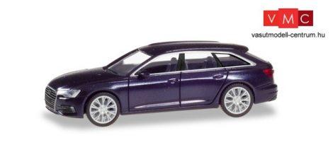 Herpa 430647-002 Audi A6 Avant, metál színben (H0)