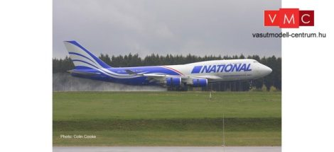 Herpa 518819-001 Boeing B747-400BCF National Air Cargo (1:500)