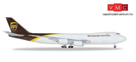 Herpa 531023-001 Boeing B747-8F UPS Airlines, N607UP (1:500)