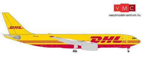 Herpa 532969 Airbus A330-200F DHL Aviation (European Air Transport) (1:500)