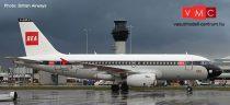 Herpa 533492 Airbus A319 British Airways BA-BEA Retro G-EUPJ 100th BEA design (1:500)