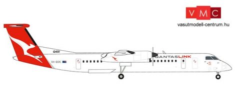 Herpa 559546 Bombardier Q400 QantasLink - new colors (1:200)